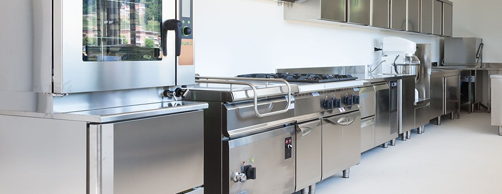 Commercial Hotel Kitchen Equipments